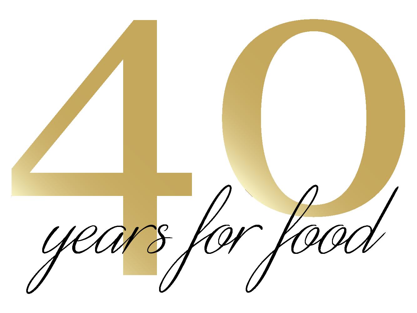40 years Corex